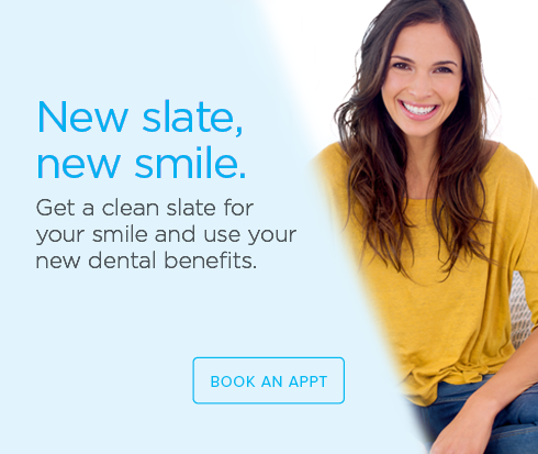 The Springs Modern Dentistry - New Year, New Dental Benefits