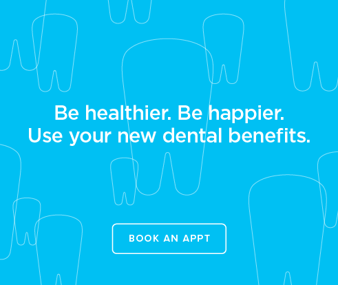 Be Heathier, Be Happier. Use your new dental benefits. - The Springs Modern Dentistry