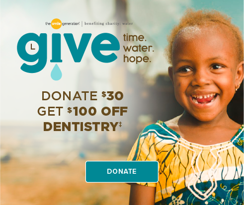 Donate $30, Get $100 Off Dentistry - The Springs Modern Dentistry