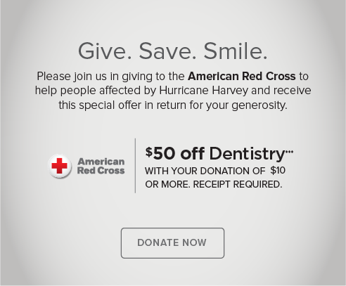 The Springs Modern Dentistry - Donate Red Cross® Hurricane Harvey